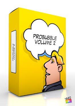 Final Cut Pro X Plugin ProBubble Volume 2 from Pixel Film Studios