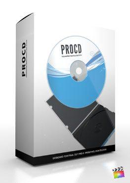 Final Cut Pro X Plugin ProCD from Pixel Film Studios