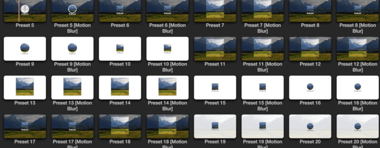 ProBrand: Accents - Logo Reveals For FCPX