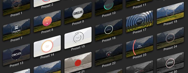 Final Cut Pro X Plugin ProIntro Color from Pixel Film Studios