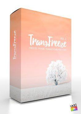 Final Cut Pro X Plugin TransFreeze Volume 2 from Pixel Film Studios