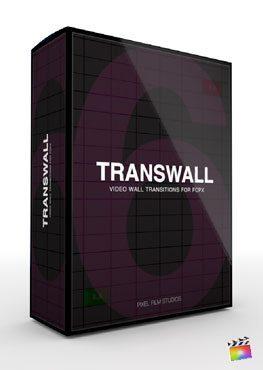 Final Cut Pro X Plugin TransWall Volume 6 from Pixel Film Studios