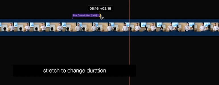 Final Cut Pro X plugin ProPresent from Pixel Film Studios