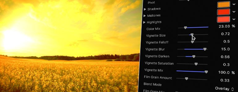 FCPX LUT Dynamic Volume 2 - Look Up Table Color Grades for Final Cut Pro X - for Final Cut Pro X from Pixel Film Studios