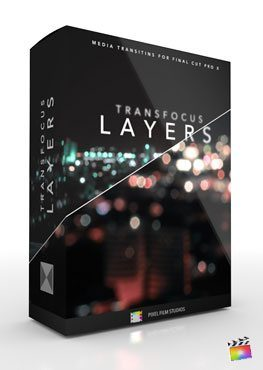 Final Cut Pro X Plugin TransFocus Layers from Pixel Film Studios