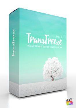 Final Cut Pro X Plugin TransFreeze Volume 3 from Pixel Film Studios