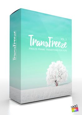 Final Cut Pro X Plugin TransFreeze Volume 3 from Pixel Film Studios