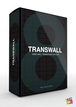 Final Cut Pro X Plugin TransWall Volume 8 from Pixel Film Studios