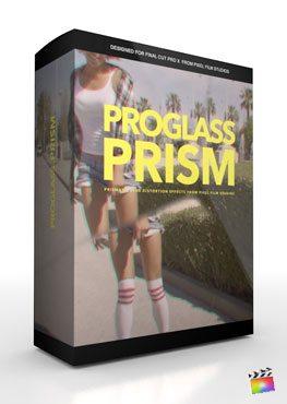 Final Cut Pro X Plugin ProGlass Prism from Pixel Film Studios