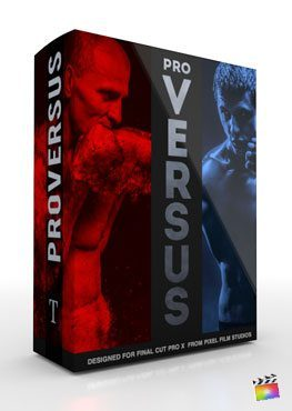Final Cut Pro X Plugin ProVersus from Pixel Film Studios