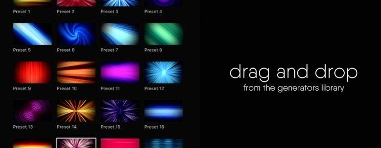 Final Cut Pro X Plugin ProSpeed from Pixel Film Studios