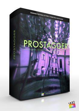 Final Cut Pro X Plugin ProStagger from Pixel Film Studios