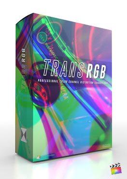 Final Cut Pro X Plugin TransRGB from Pixel Film Studios