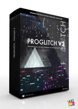 Final Cut Pro X Plugin ProGlitch Volume 2 from Pixel Film Studios