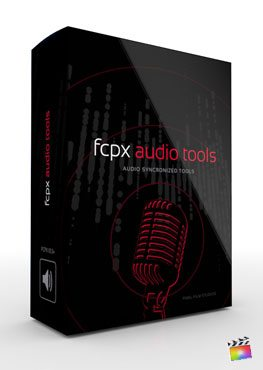 Final Cut Pro X Plugin FCPX Audio Tools from FCPX