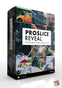 Final Cut Pro X Plugin ProSlice Reveal from Pixel Film Studios