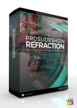 Final Cut Pro X Plugin ProSlideshow Refraction from Pixel Film Studios