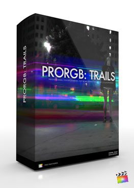 Final Cut Pro X Plugin ProRGB Trails from Pixel Film Studios