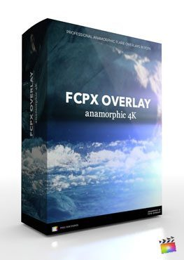 Final Cut Pro X Plugin FCPX Overlay Anamorphic 4k from Pixel Film Studios