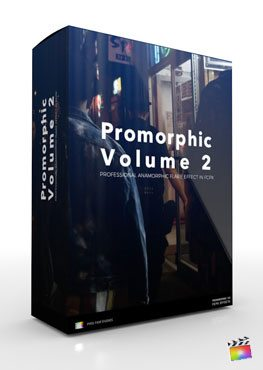 Final Cut Pro X Plugin ProMorphic Volume 2 from Pixel Film Studios