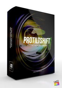 Final Cut Pro X Plugin ProTiltshift from Pixel Film Studios