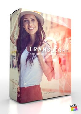 Final Cut Pro X Transition TransLight Volume 2 from Pixel Film Studios