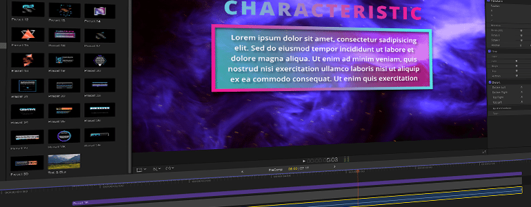 Animating Paragraphs for FCPX