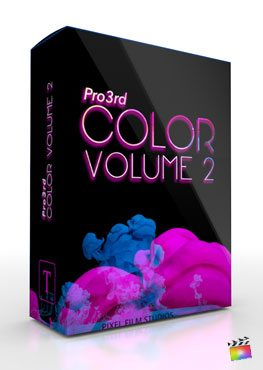 Final Cut Pro X Plugin Pro3rd Color Volume 2 from Pixel Film Studios