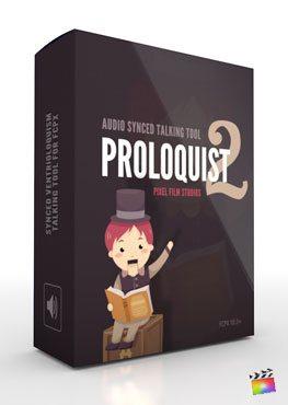 Final Cut Pro X Plugin ProLoquist Volume 2 from Pixel Film Studios