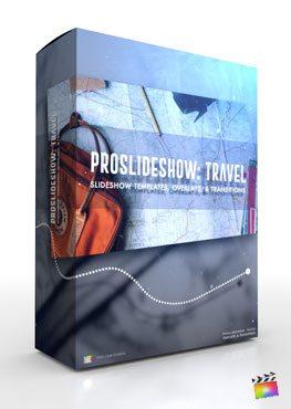 Final Cut Pro X Plugin ProSlideshow Travel from Pixel Film Studios