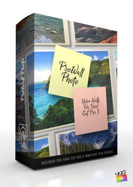 Final Cut Pro X Plugin ProWall Photo from Pixel Film Studios