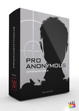 Final Cut Pro X Plugin ProAnonymous from Pixel Film Studios