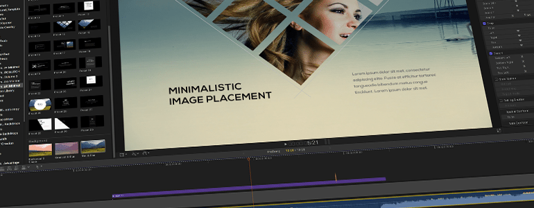 Animated Paragraphs for FCPX- Pixel Film Studios