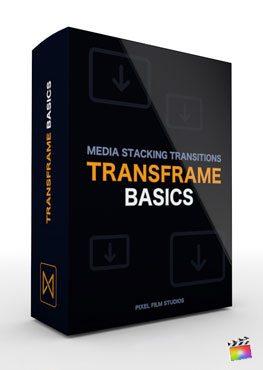 Final Cut Pro X Plugin TransFrame Basics from Pixel Film Studios