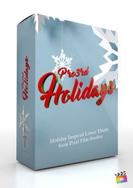 Pro3rd Holidays