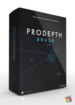 Final Cut Pro X Effects ProDepth Brush from Pixel Film Studios