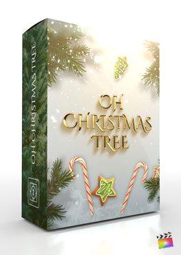 Final Cut Pro X Theme Oh-Christmas-Tree from Pixel Film Studios
