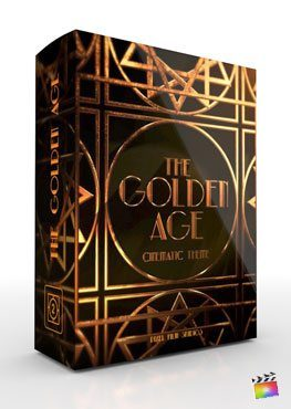 Final Cut Pro X Theme The Golden Age from Pixel Film Studios
