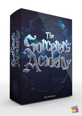 Final Cut Pro X Plugin The Sorcerer's Academy from Pixel Film Studios