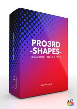 Pro3rd Shapes