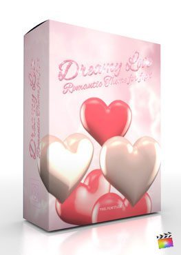 Final Cut Pro X Theme Dreamy Love from Pixel Film Studios