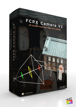 Final Cut Pro X Effects FCPX Camera 2 from Pixel Film Studios