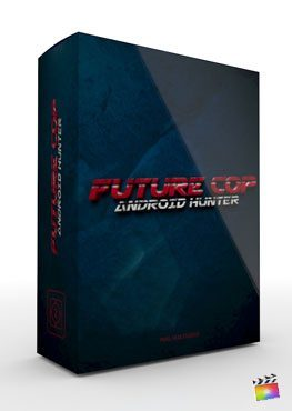 Final Cut Pro X Theme Future Cop from Pixel Film Studios