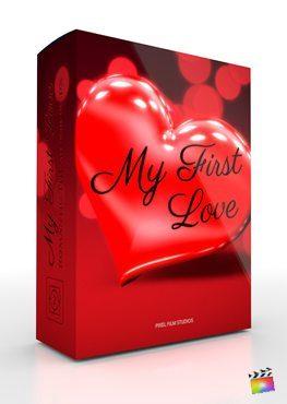 Final Cut Pro X Theme My First Love from Pixel Film Studios