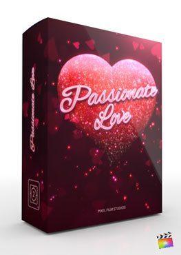 Final Cut Pro X plugin Passionate Love from Pixel Film Studios