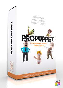 Final Cut Pro X Plugin ProPuppet from Pixel Film Studios