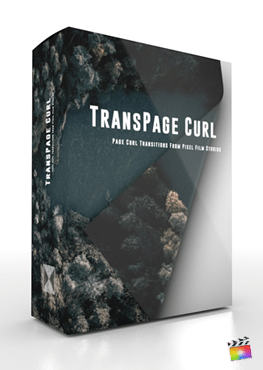 Final Cut Pro X Transitions TransPage Curl from Pixel Film Studios