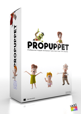 Final Cut Pro X Generators ProPuppet from Pixel Film Studios