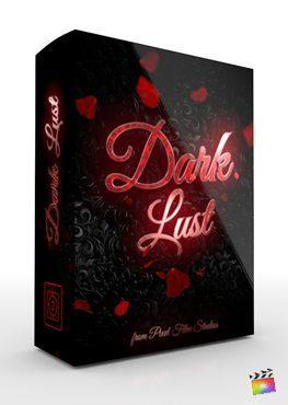 Final Cut Pro X Theme Dark Love from Pixel Film Studios