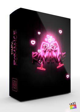 Final Cut Pro X Theme Club Dark Romance from Pixel Film Studios